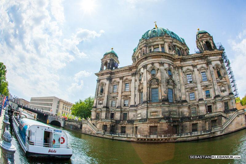 BERLIN -Berliner Dom/Katedra Berlińska